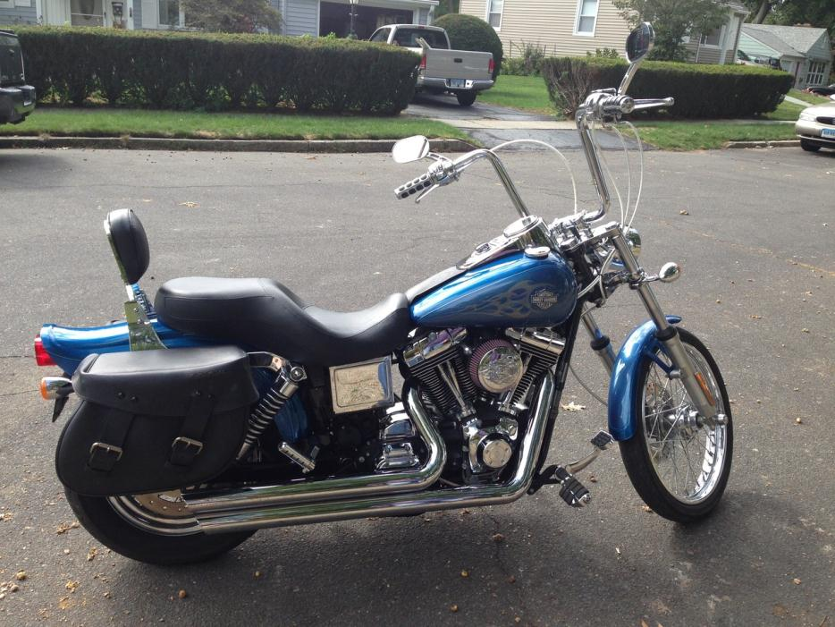 1984 harley davidson wide glide motorcycles for sale. Black Bedroom Furniture Sets. Home Design Ideas