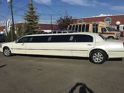 Lincoln : Town Car Town Car 2005 lincoln executive icon 120 inches limousine