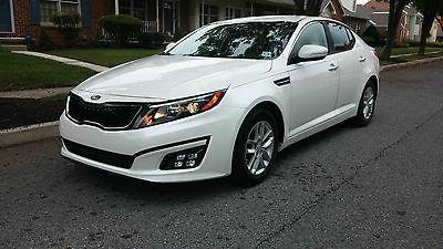 Kia : Optima LX 2013 kia optima lx sedan 4 door 2.4 l