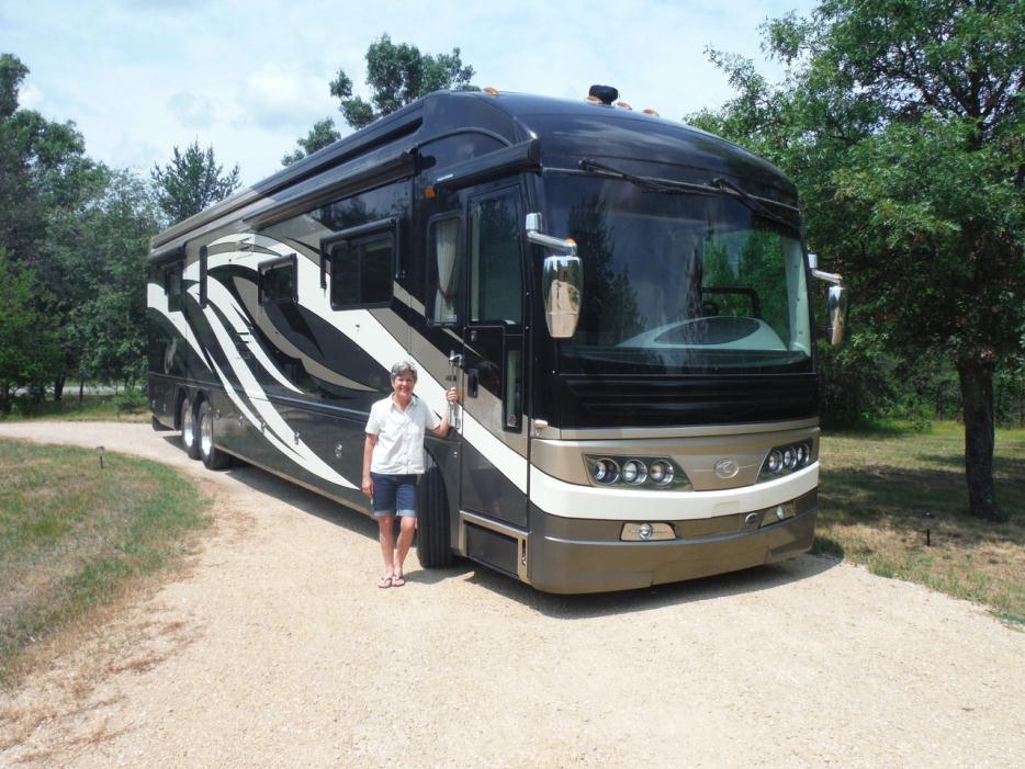 2008 American Coach Eagle45-D