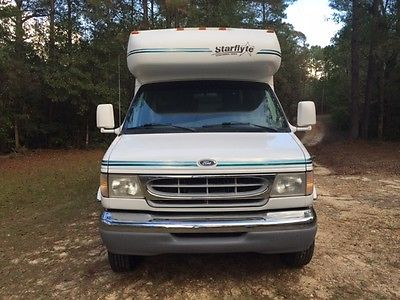 1999 Ford E 350 Starflyte Coachman RV