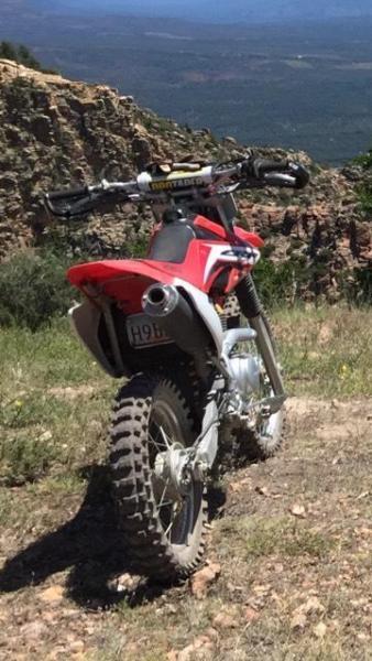 2008 Honda CRF150F
