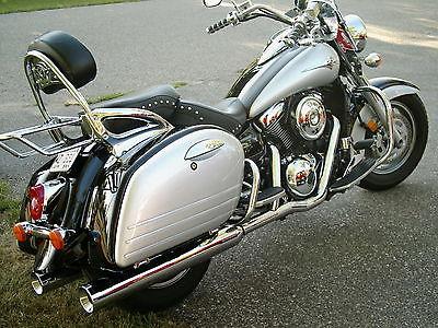 Kawasaki : Vulcan 2005 kawasaki vulcan nomad 1600
