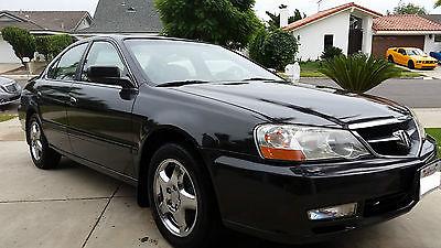 Acura : TL Base Sedan 4-Door 2002 acura tl