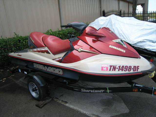 Sea Doo Gtx 4 Tec motorcycles for sale in Tennessee