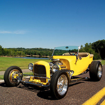 Ford : Other T Bucket 1923 ford model t custom t bucket roadster street rod 350 v 8 automatic trans