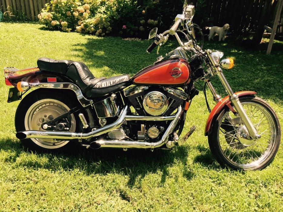 1992 Harley-Davidson Softail STANDARD