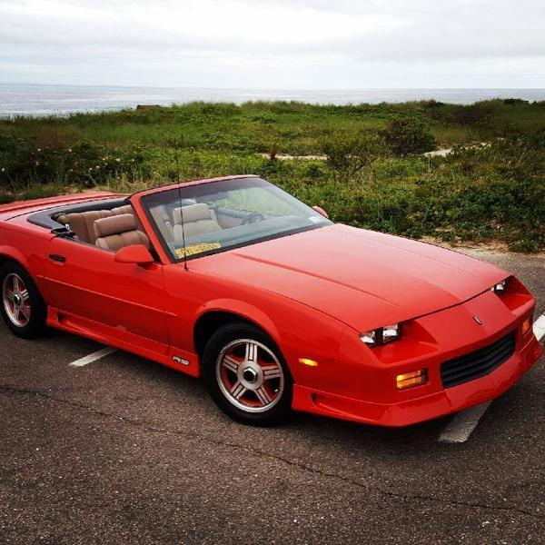 1992 Camaro Rs 25th Anniversary Cars For Sale