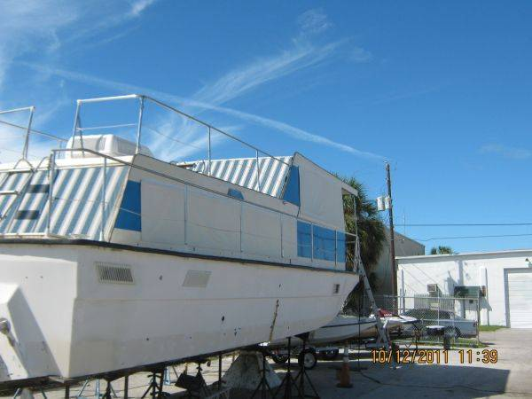 1971 Drift R Cruise 35 Ft Houseboat **DRASTIC PRICE REDUCTION**