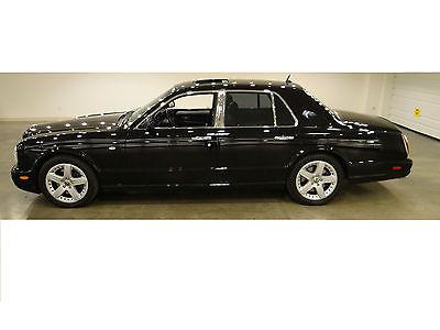 Bentley : Arnage T Sedan 4-Door 2004 bentley arnage t sedan 4 door 6.7 l