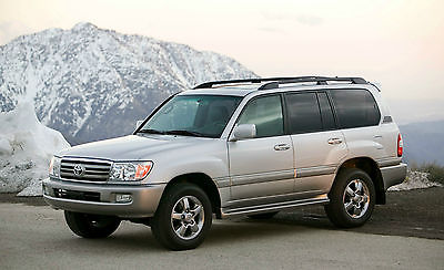 Toyota : Land Cruiser Base Sport Utility 4-Door SINGLE OWNER, DEALER MAINTAINED, EXQUISITE MECHANICAL CONDITION