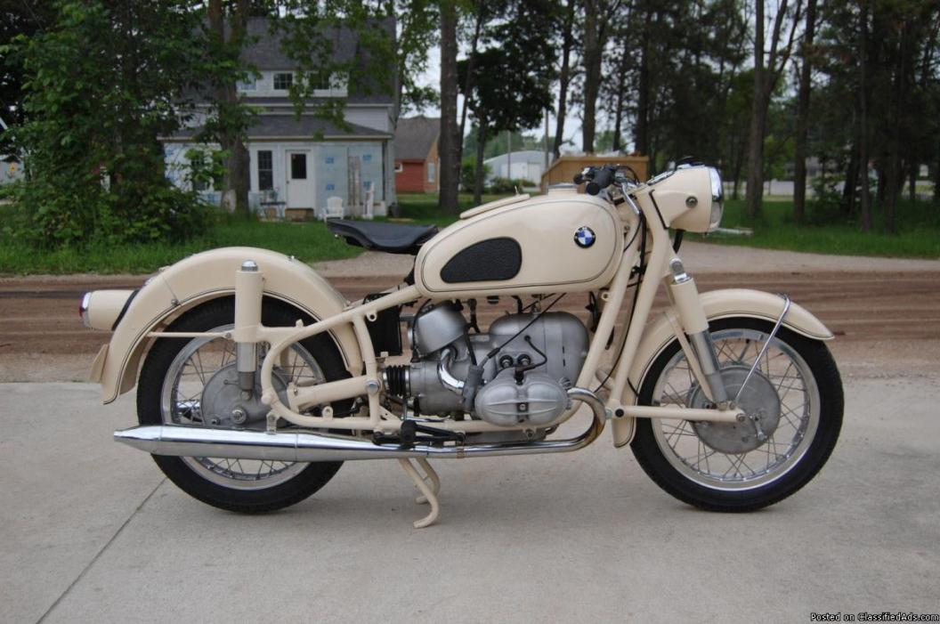 1963 bmw motorcycles for sale