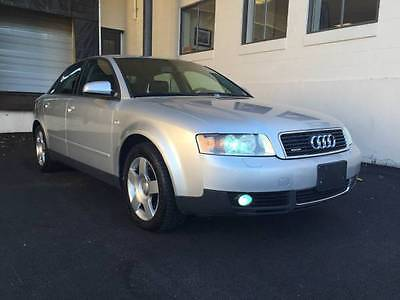 Audi : A4 Base Sedan 4-Door 2002 audi a 4