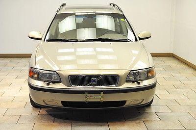 Volvo : V70 WAGON 2002 volvo wagon