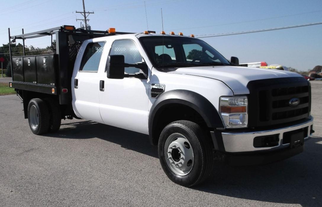 2010 Gmc C4500