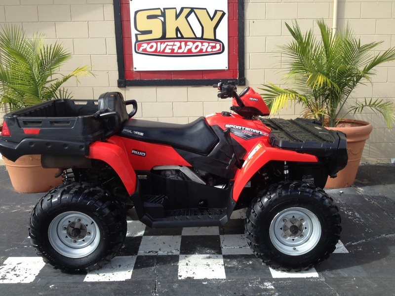 Polaris Sportsman 500 X2 Motorcycles for sale