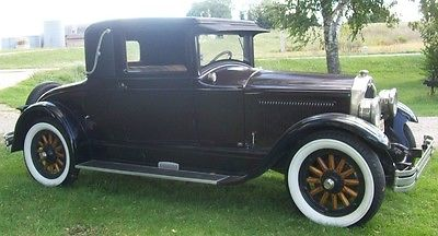 Buick : Other 1926 buick model 54 c rumble seat sport coupe master series