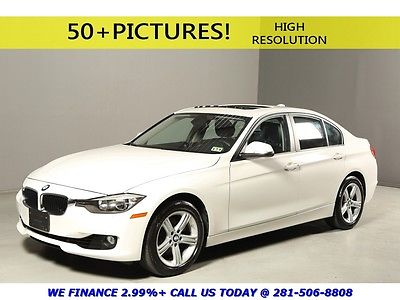 BMW : 3-Series 2013 328i SUNROOF HEATSEATS PREM COLD WEATHER PKG 2013 bmw 328 i sunroof premium cold weather package alpine hwite warranty leather