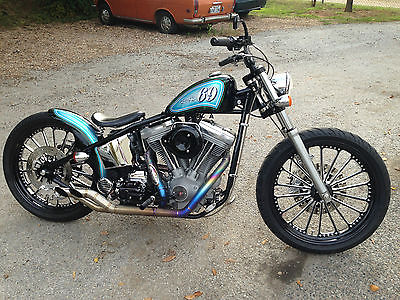 Custom Built Motorcycles : Other Jesse Rooke Custom swift signature series bike