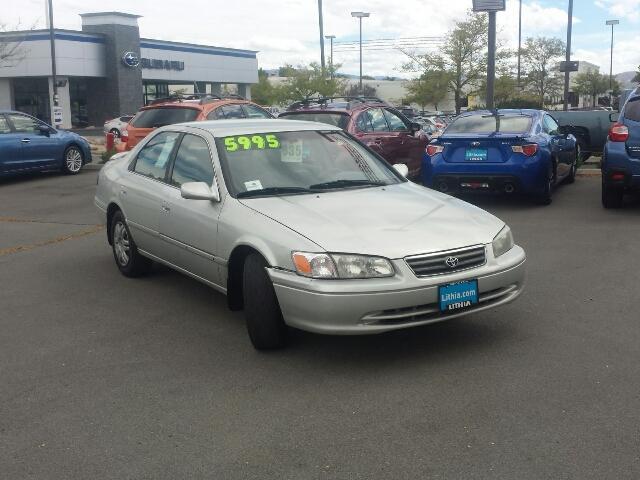 2000 Toyota Camry Reno, NV