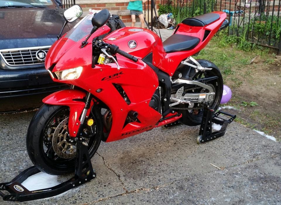 Honda cbr motorcycles for sale in brooklyn new york for New york yamaha honda
