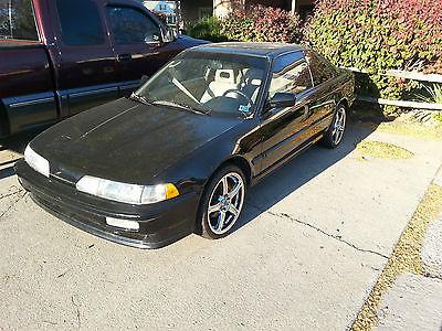Acura : Integra LS Hatchback 3-Door 1991 acura integra ls hatchback 3 door 1.8 l