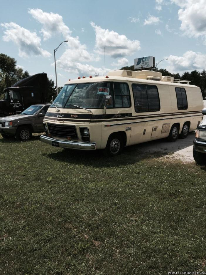 Gmc Classic Royale Rvs For Sale