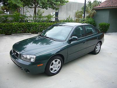 Hyundai : Elantra GLS - 4 Door Sport Sedan Free Warranty - Only 66k Orignal Miles - One Owner Certified - 100% Florida Car!