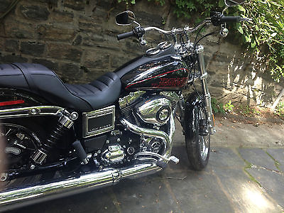 Harley-Davidson : Dyna Super Deal Save over 6K New Mint Condition Only 23 Miles New 2014 Dyna Low Rider