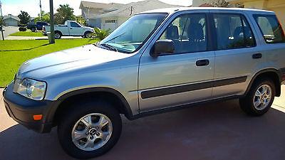 Honda : CR-V LX Sport Utility 4-Door 2001 honda cr v lx sport utility 4 door 2.0 l