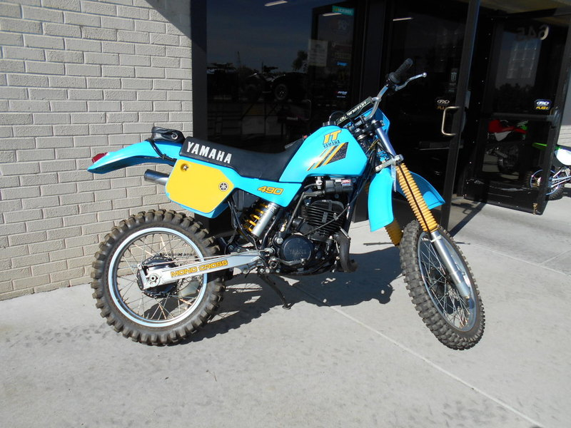 1984 Yamaha IT490
