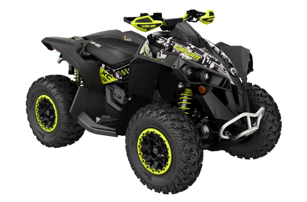 Can Am Renegade 1000 X Xc Motorcycles For Sale