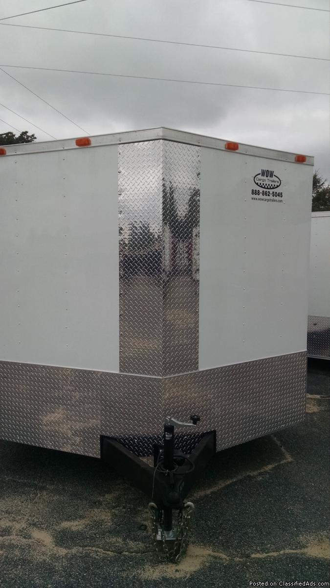 Enclosed Cargo Trailer Cars for sale