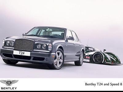 Bentley : Arnage Arnage T24 Mulliner Bentley Arnage T24 Mulliner