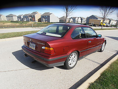 BMW : 3-Series 325is BMW 325is 1995