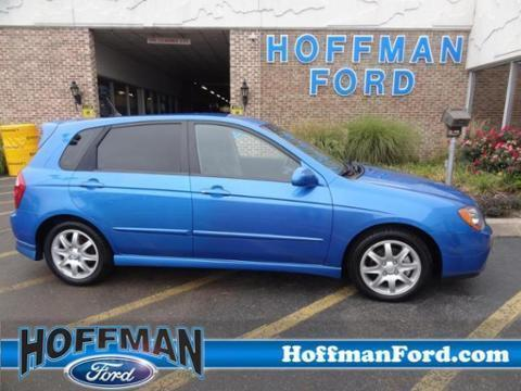 2006 KIA SPECTRA5 4 DOOR HATCHBACK