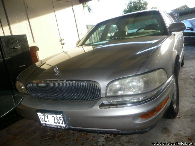 1997 Buick Park Avenue Low Mileage