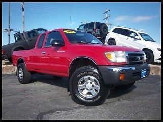 Toyota : Tacoma XtraCab 2000 toyota tacoma extracab super clean runs great call me today