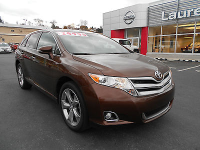 2013 toyota venza crossover awd xle cars for sale. Black Bedroom Furniture Sets. Home Design Ideas