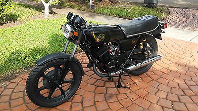 Yamaha : Other 1977 yamaha rd 400