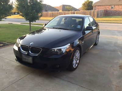 BMW : 5-Series M Package 2010 bmw 528 i xdrive sedan m package awd loaded