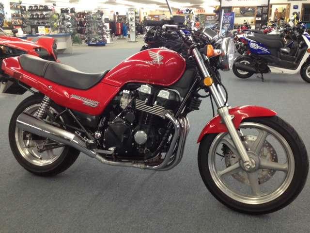 Honda Grom Gas Mileage >> 2003 Honda Nighthawk 750 Motorcycles for sale