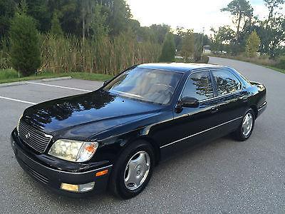 lexus ls 400 2000 cars for sale. Black Bedroom Furniture Sets. Home Design Ideas