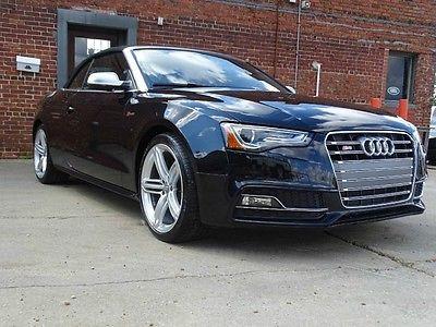 Audi : S5 Premium Plus Perfect Condition!!!Low Miles!!!S5
