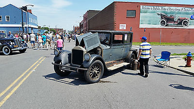 Other Makes : 80 Series Sedan 1927 pierce arrow 80 series 5 sedan unrestored