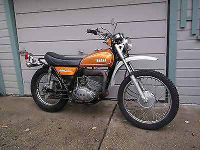 Yamaha Dt250 Enduro Motorcycles For Sale