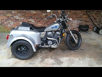 Custom Built Motorcycles : Other 1983 honda shadow 500 cc trike conversion low price or make offer
