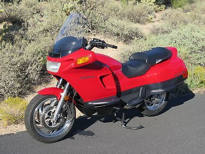 Honda : Other 1989 honda pacific coast 800 pc 800 only 10 k miles in pristine condition