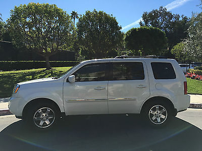 Honda : Pilot TOURING LOADED 2011 honda pilot touring excellent gorgeous do not miss