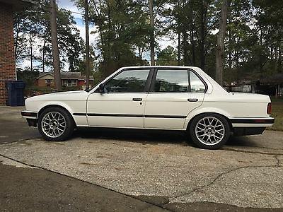 BMW : 3-Series Base Sedan 4-Door 1989 bmw 325 i e 30 sedan 2.5 l spece 30 race track build